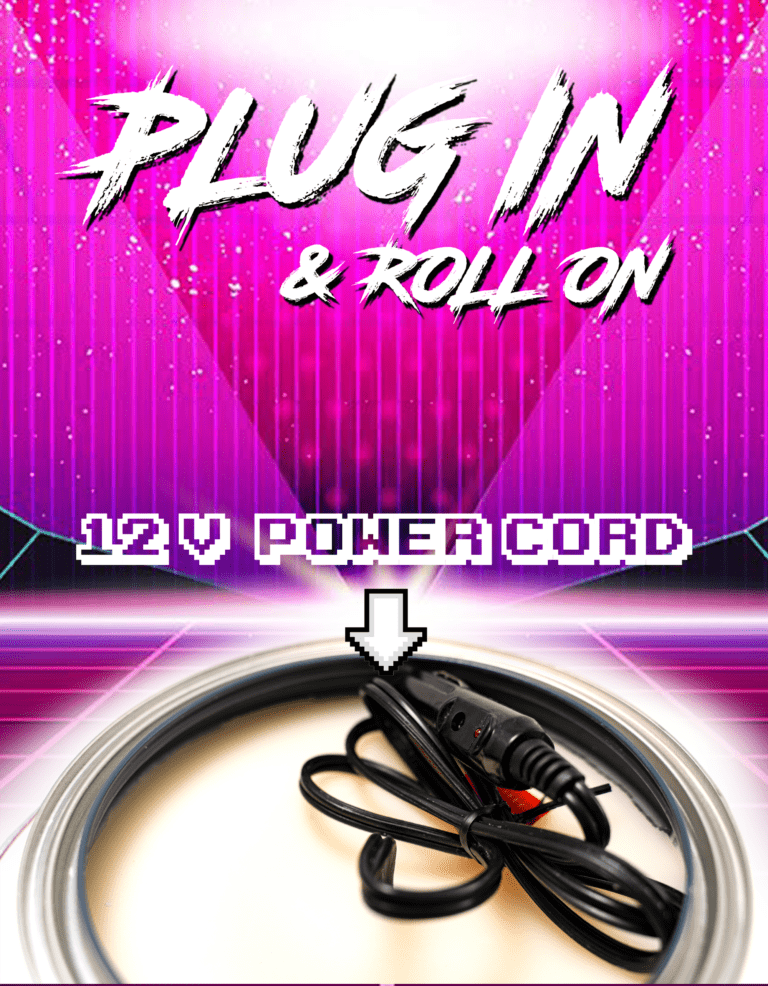 Plug in and Roll On Marine waterproofer