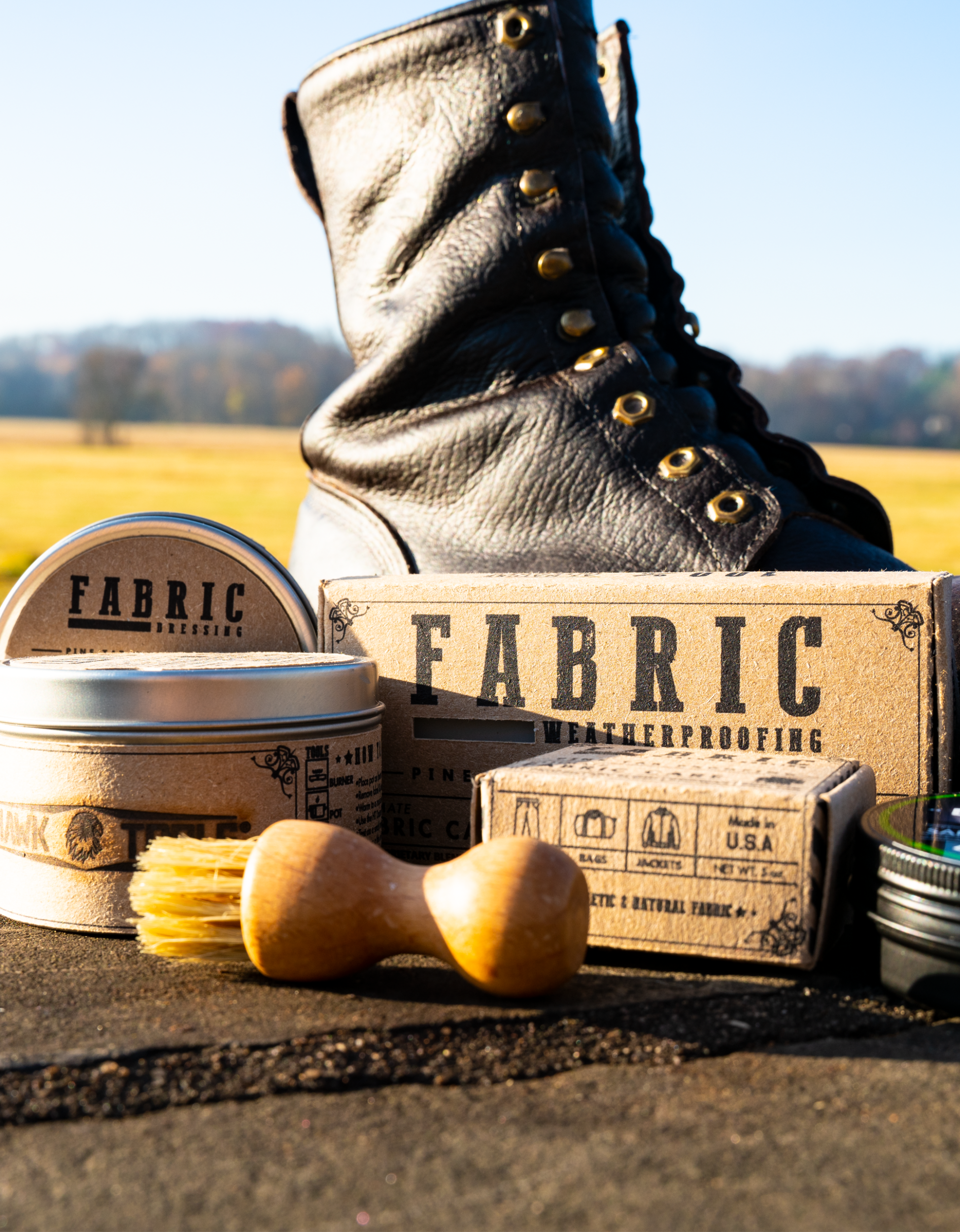 Fabric Weatherproofing Products Outdoor Pic