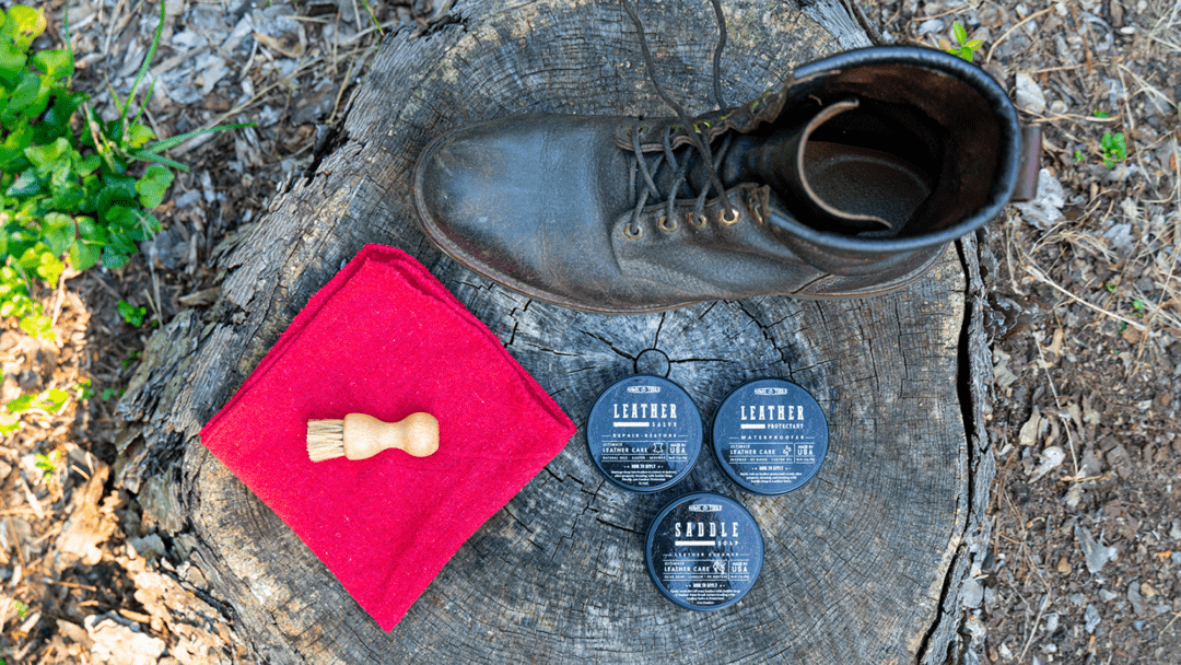 How to Clean Boots With Saddle Soap Featured Image