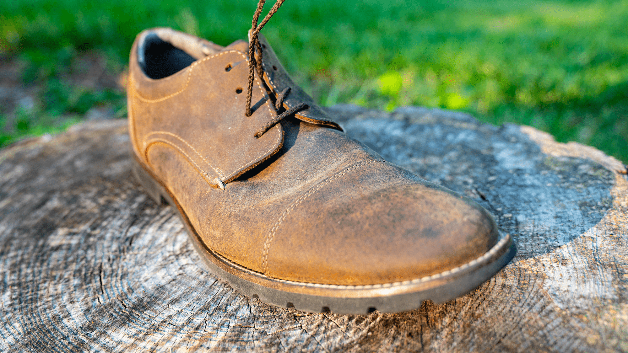 Remove Laces From Swede Shoes